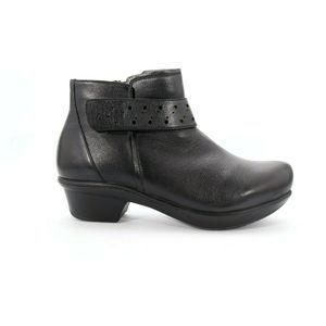 Women's Abeo Cayley Black Booties 9() 5654